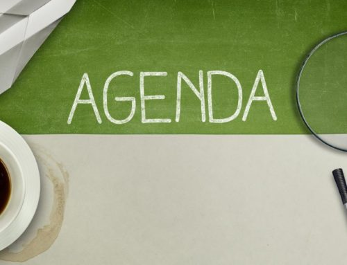 Agenda, Meeting 19-01-2018